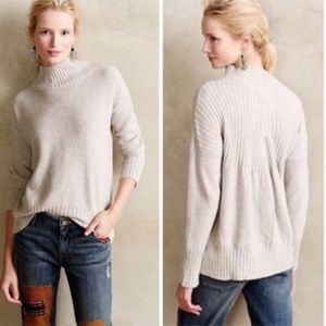 Angel of the North | Anthropologie Aisla Sweater